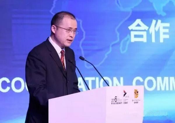 五洲传播中心副主任出席活动并发言